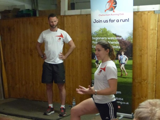 Cheltenham Running Workshops