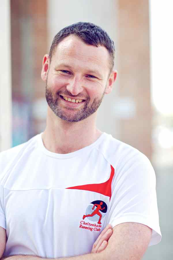 Conor Graham Cheltenham Running Club