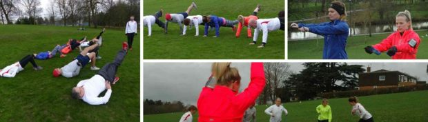 Strength Training for Runners in Cheltenham