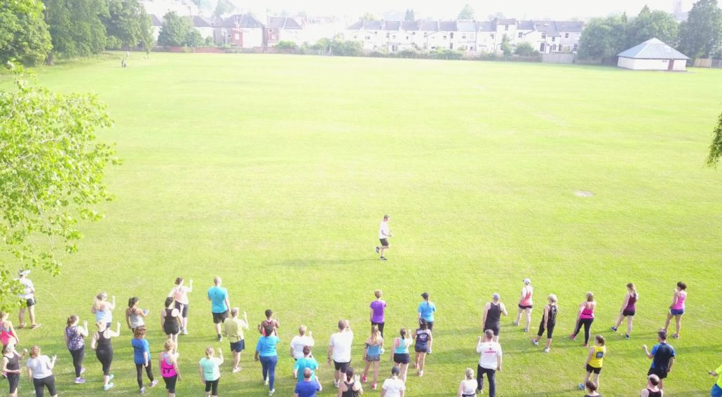 Technique with Cheltenham Running Club