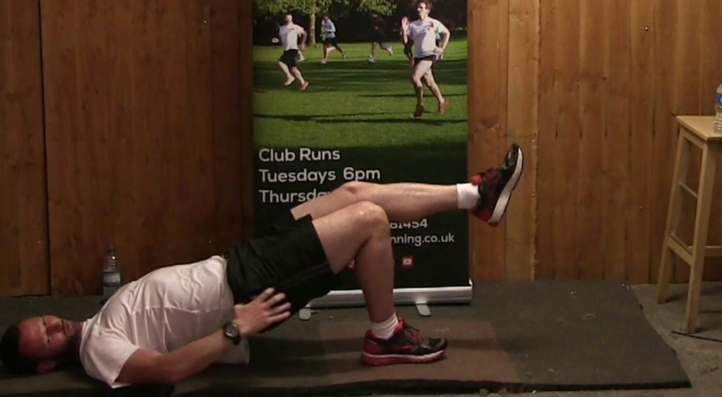 Improve Glute Strength for Running