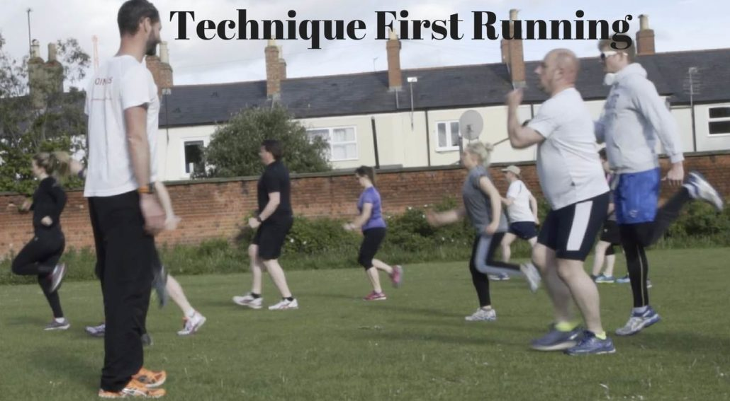 Technique First Running in Cheltenham