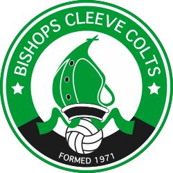 Bishops Cleeve colts logo